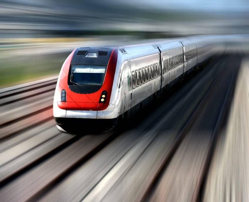 Locomotive Train