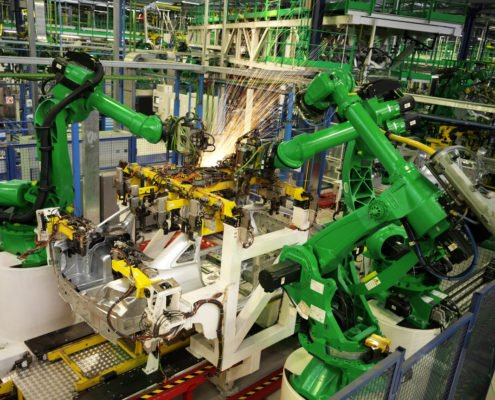 Manufacturing Plant Quality