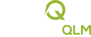Empower QLM Logo White and Green