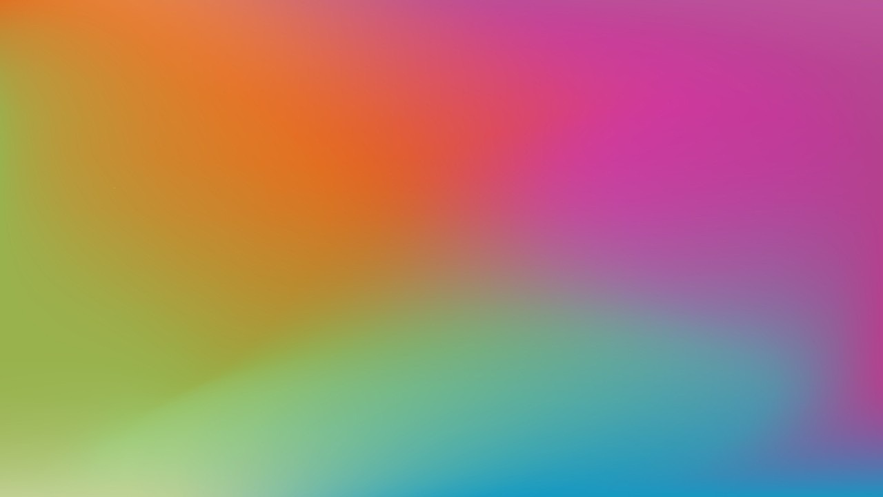 RGBSI Colors Gradient Background